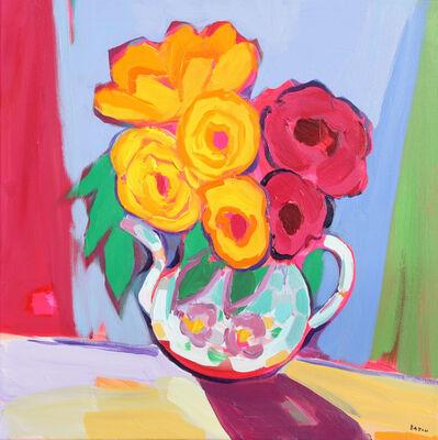 Alexandrya Eaton, 'Peonies in Teapot', 2015