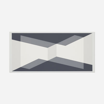 Josef Albers, 'Formulation: Articulation (Portfolio 1, Folder 10)', 1972