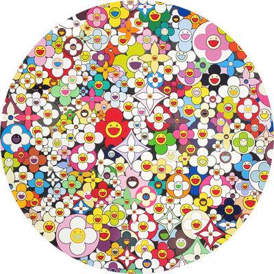Takashi Murakami, 'SUPERFLAT MY FIRST LOVE FLOWERS', 2010