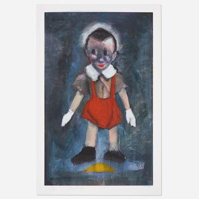Jim Dine, 'Pinocchio', 1998