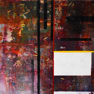 John Krempel, 'Falling Leaves in the Night'