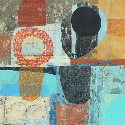 Eva Isaksen, 'Sinking Sun Black Moon', 2015
