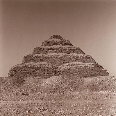 Lynn Davis, 'Saqqara II, Dynasty III, Egypt', 1989