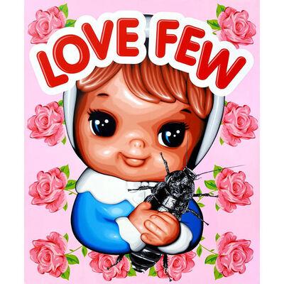 Ben Frost, 'Love Few', 2017