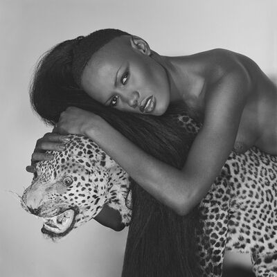 Chris von Wangenheim, 'Grace Jones, 1977', 1977