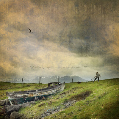 Tom Chambers, 'Pulling Anchor', 2015