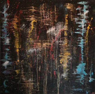 Ausilia Minasi, 'Frequenze alpha theta', 2021