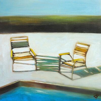 Scott Yeskel, 'Pool Chairs', 2013
