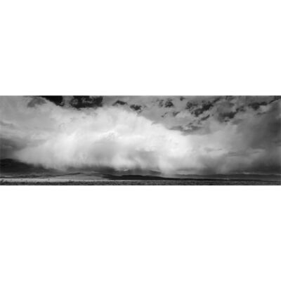 David H. Gibson, 'Walking Rain, Rio Hondo Mesa, New Mexico'