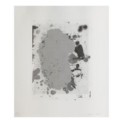 Christopher Wool, 'Portraits (B/W): One Print', 2014