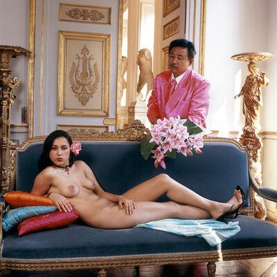 Manit Sriwanichpoom, 'La Vie in Pink #1', 2004