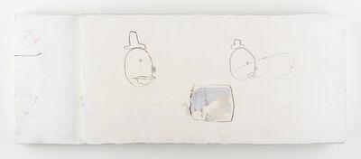 w tucker, 'two heads, outside the box ', 2011