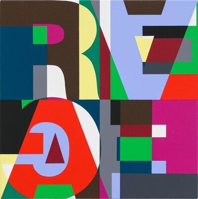 "Heimo Zobernig, '""Untitled (HZ 2014-060)""', 2014"