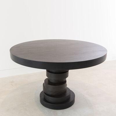 Damien Wright, 'Spun Table', 2020