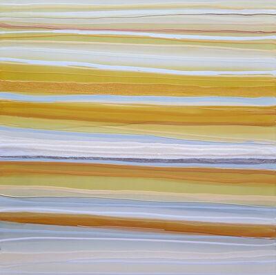 Bénédicte Gimonnet, 'Lineament SQ Jaune', 2016