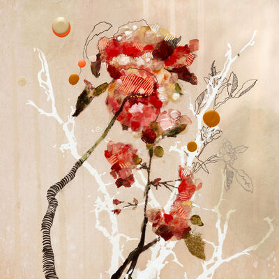 Samantha Walrod, 'Cherry Blossom Rose', 2019