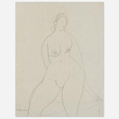 Gaston Lachaise, 'Untitled', c. 1932