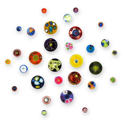 Klari Reis, 'Hypochondria Exploding, 30 pieces', 2020