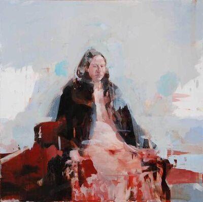 Alex Kanevsky, 'JFH with Fur Coat', 2009