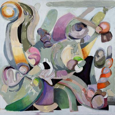 Lois Dickson, 'Taffy Pull', 2015