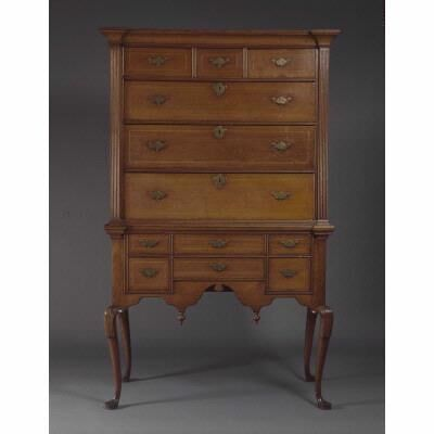 Unknown Artist, 'High Chest of Drawers', 1740-1760