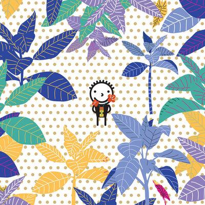 Kwon Kisoo, 'Garden-golden dots', 2019-2020