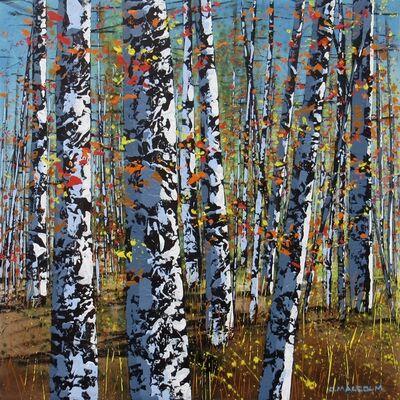 Carole Malcolm, 'Treescape 46717', 2019