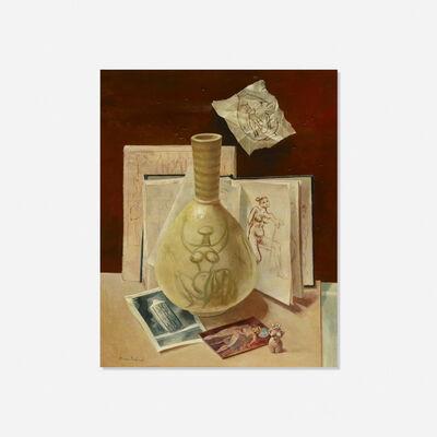 Aaron Bohrod, 'Still Life with Ceramic', c. 1970