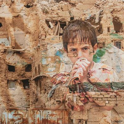 Moudhi Alhajri, 'Abduction of Childhood Dreams 09', 2016