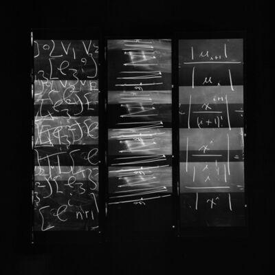 Paul Berger, 'Mathematics #25', 1976-1977