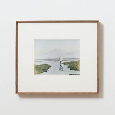 Linda Fregni Nagler, 'Fuji from Kashiwabara', 2016