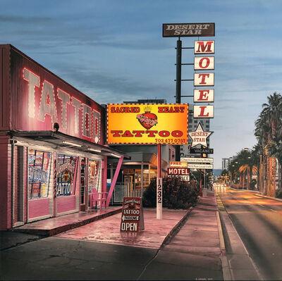 Bertrand Meniel, 'Desert Star Motel', 2019