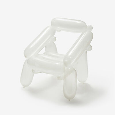 Seungjin Yang, 'CLEAR BLOWING ARMCHAIR 2', 2019