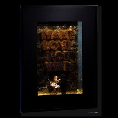 Kunst met een R, 'Make Love Gold ', 2020