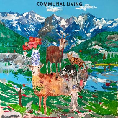Cesc Abad, 'Communal living', 2020