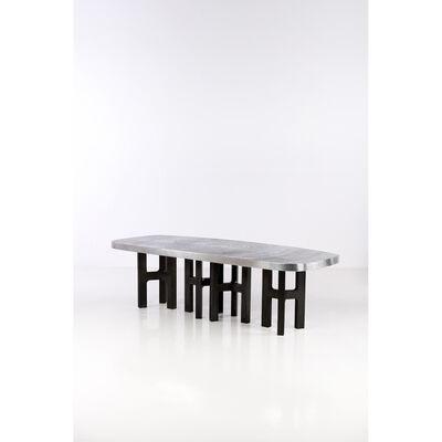 Ado Chale, 'Goutte d'eau, high table'