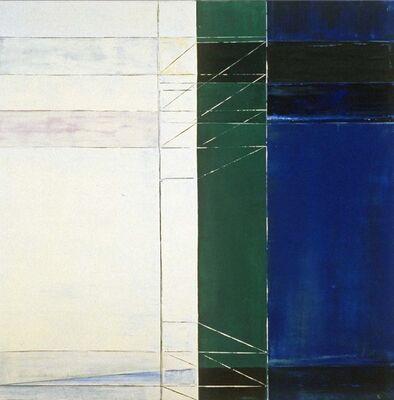 Richard Roblin, 'Verdant Wall', 1989