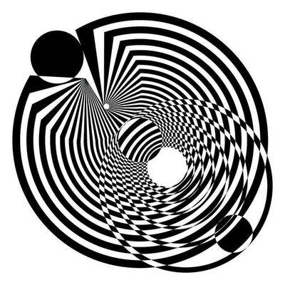 Stefano Ferracci, 'Dynamic optical intersections n° 77', 2016