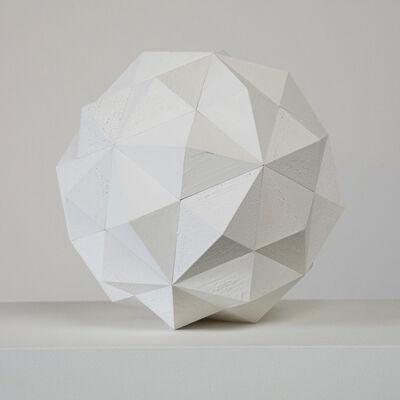"""Dev Harlan, '""""Stellated Rhombic Triacontahedron""""', 2019"""