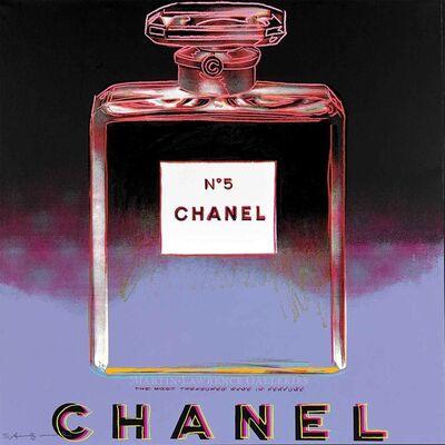 Andy Warhol, 'Chanel (#354, Ads)', 1985