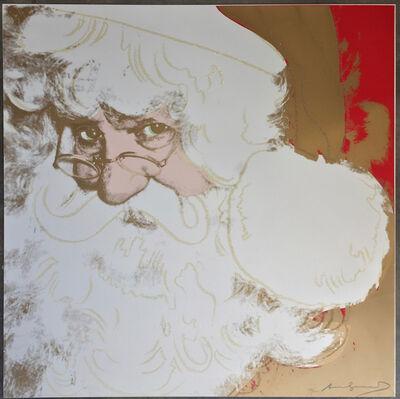 Andy Warhol, 'Santa Claus (F&S II.266)', 1981