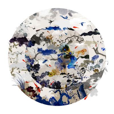 Guang-Yu Zhang, 'Fairyland G-III (W)', 2020