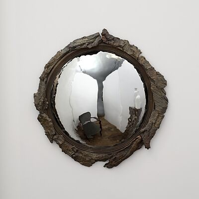 Michel Salerno, 'Forest Mind Handmade Mirror', 2014