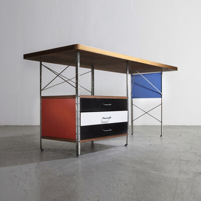 Charles and Ray Eames, 'First edition ESU Desk', 1951-1952