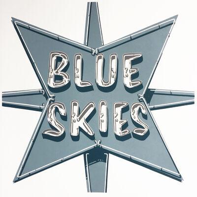 Dave Lefner, 'Nothing but . . . (Blue Skies)', 2017