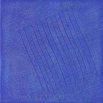 Edda Renouf, 'Diagonal II (Spring Energy)', 2015