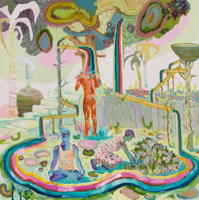 Melanie Daniel, 'Rainbow Colony', 2018