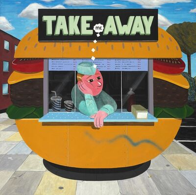 HuskMitNavn, 'Take me away'