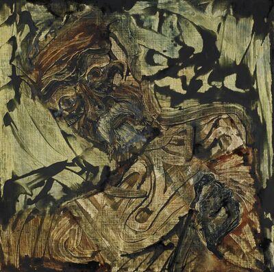 Francisco Toledo, 'Leaning Away', 2017