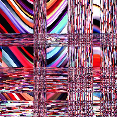 Peter Saville, 'Waste Painting, EMI, 5.0 ', 2004